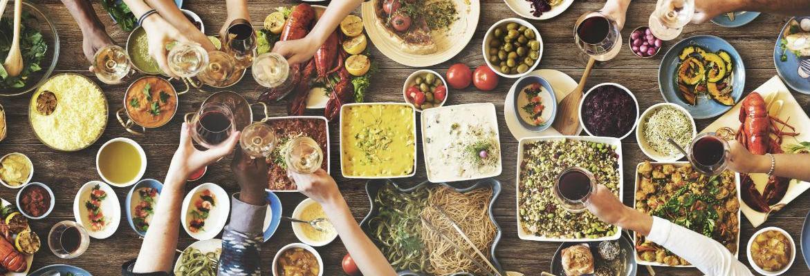 Köstlichkeiten, die zum Schlemmen einladen